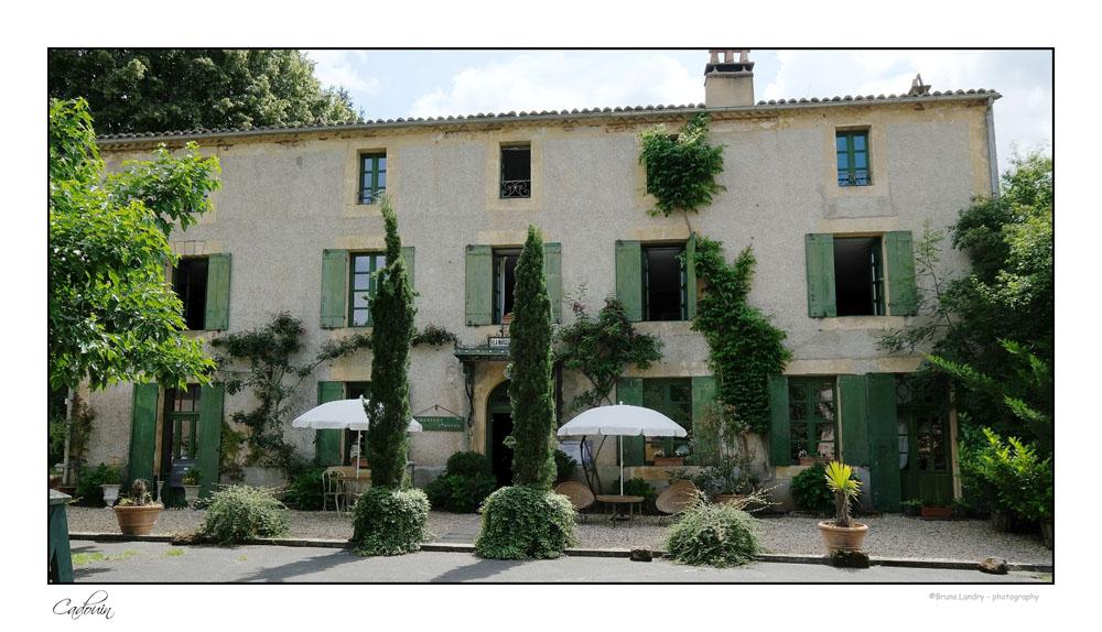 Le village de Cadouin et son abbaye Dscf6662