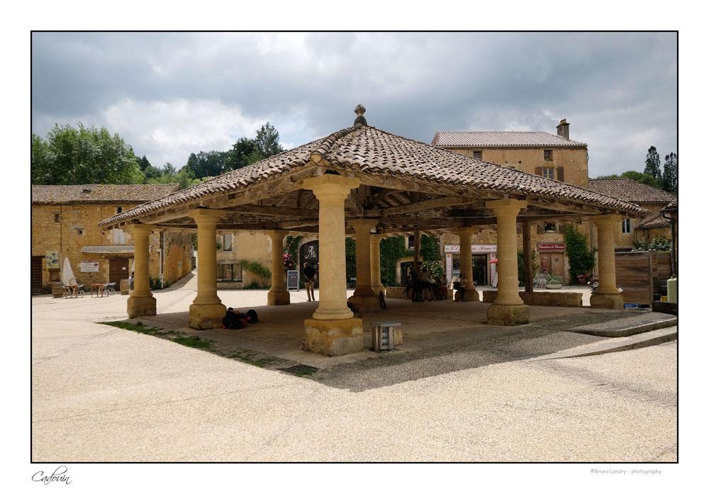 Le village de Cadouin et son abbaye Dscf6663