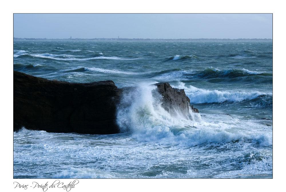 Piriac et la pointe du Castelli sous le vent Dscf9512