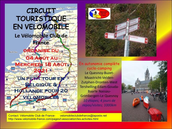 VCF-6ème petit tour-Belgique et Pays-Bas du 04 au 18 août 2021 Affich14