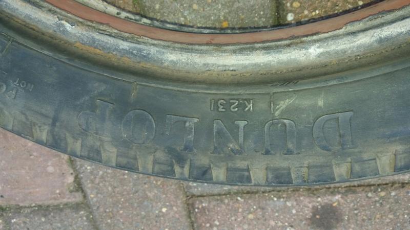 Historic Tyres  Image90