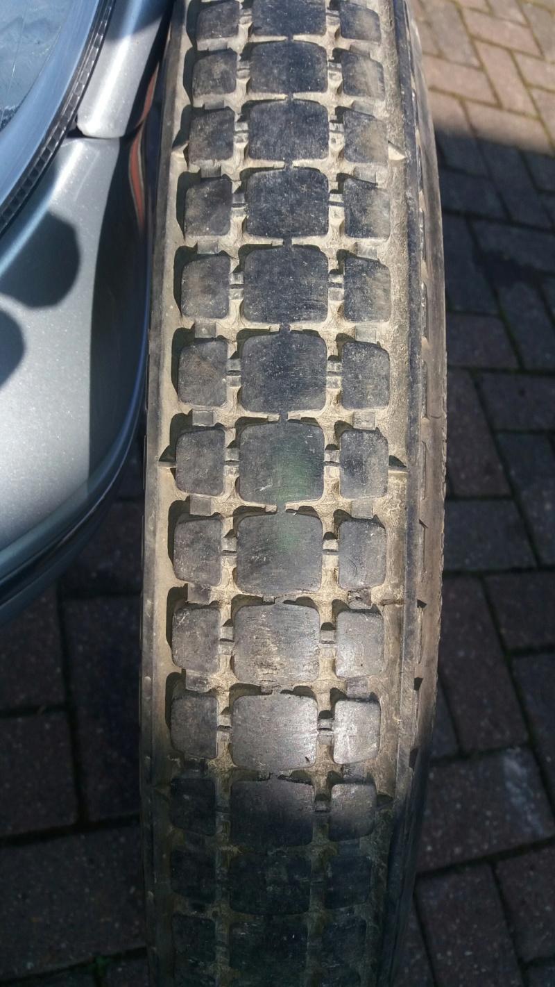 Historic Tyres  Image92