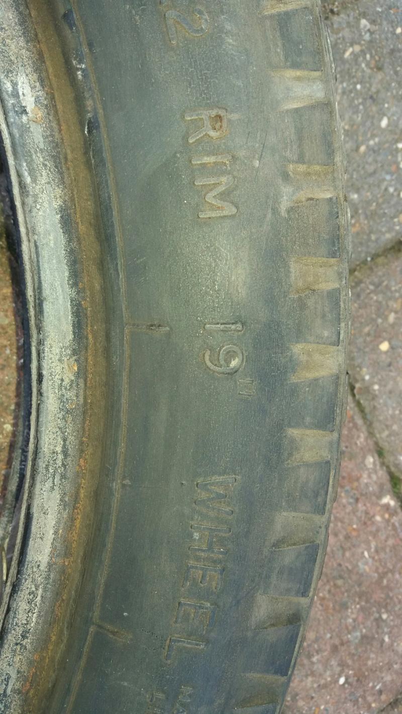 Historic Tyres  Image93