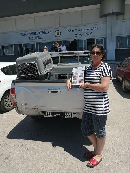Pandémie COVID19 - Nos protégés bloqués à Tunis Alex_e11