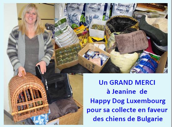 Rapatriement 30 chiens de Bulgarie du 7 & 8 décember 2018 Don_je12
