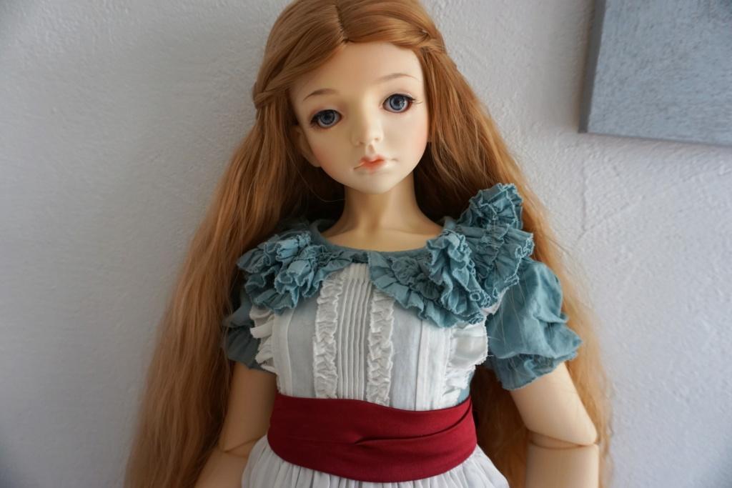 Spiritdoll Alice, Luts Miyu et Juri, Volks, Unoa zero chibi Dsc00224