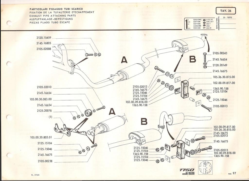 Changement échappement Spider 2000 de 92 Scanne14