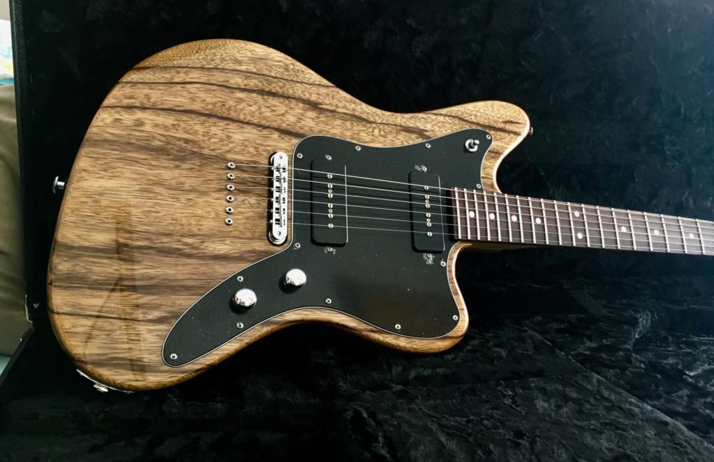Suhr Custom JM - Black Limba 10973e10