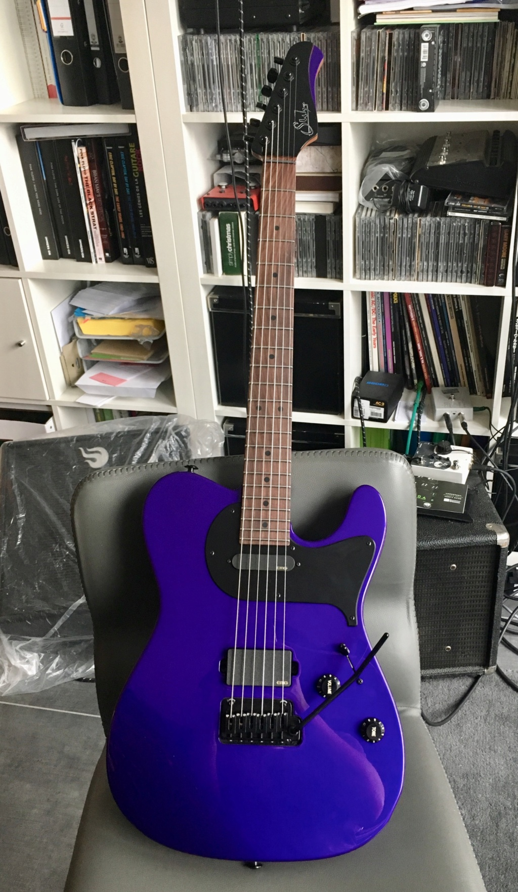 Suhr T - Purple Haze 14076310