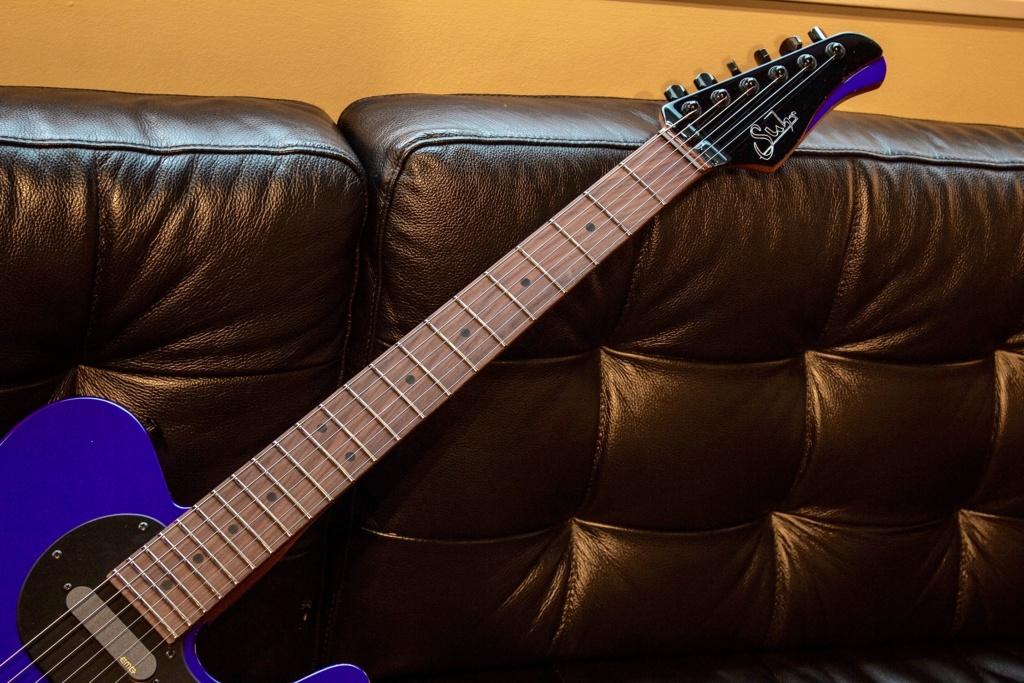 Suhr T - Purple Haze Fed60e10
