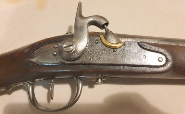 Fusil 1777/An XI modifié en quelque-chose... 20200125