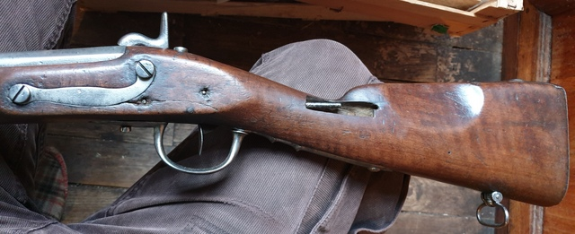 Fusil 1777/An XI modifié en quelque-chose... 20200213