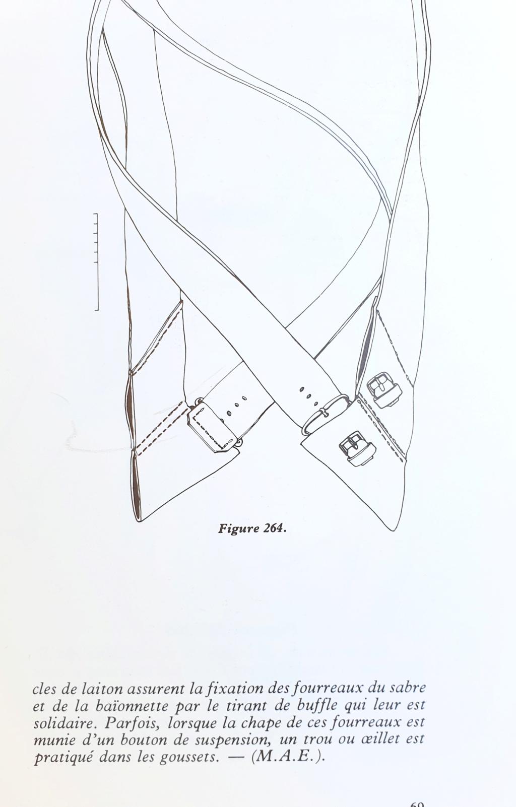 Un baudrier de grenadier au règlement de l'An X 20210417