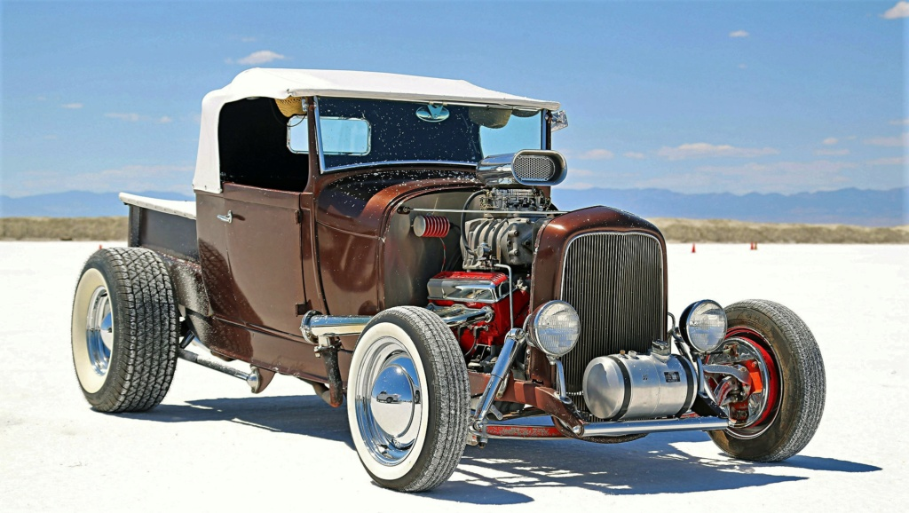 Ford '29 roadster truck 67-spe10