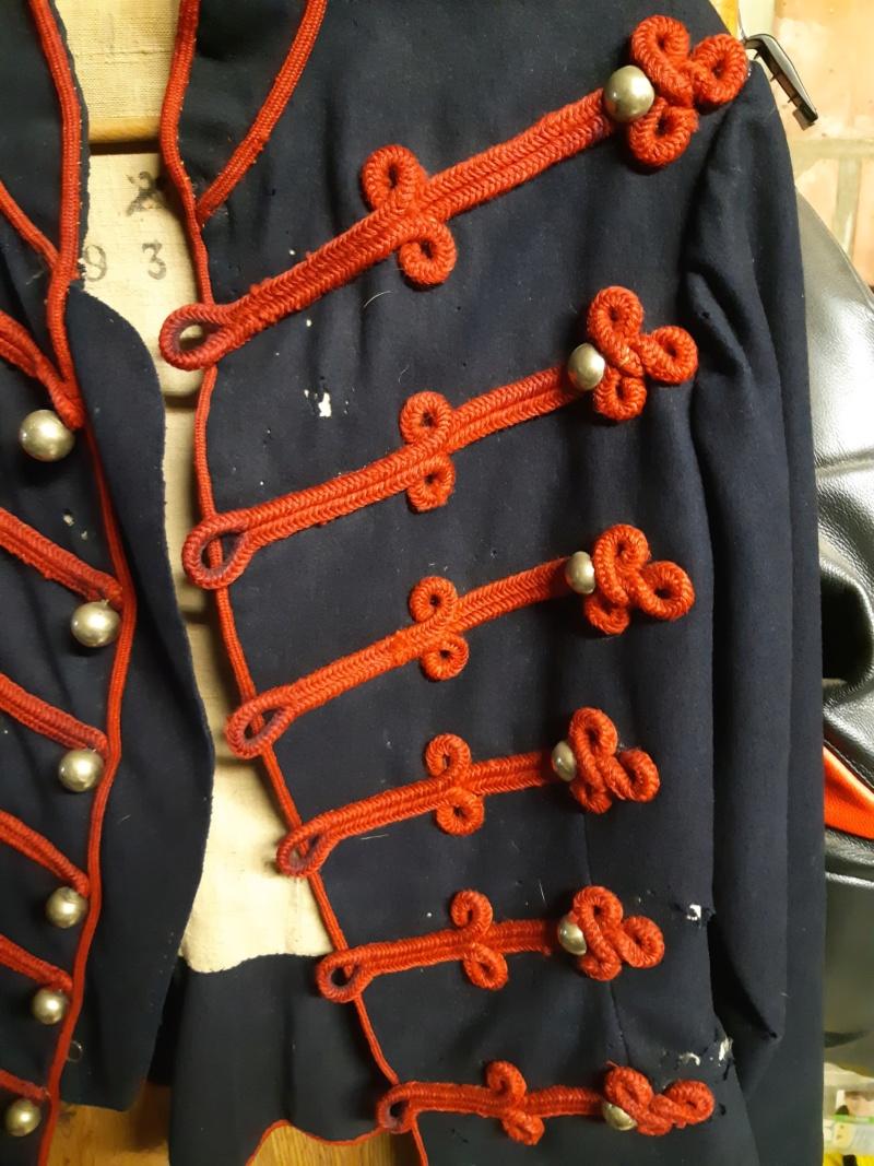Dolman a identifier svp./ Hussard Rouge  Hollandais Dolman11