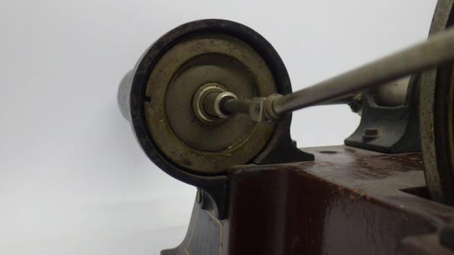 moteur Stirling, ou moteur à air chaud. Georges Carette, Nuremberg. Rimg0929