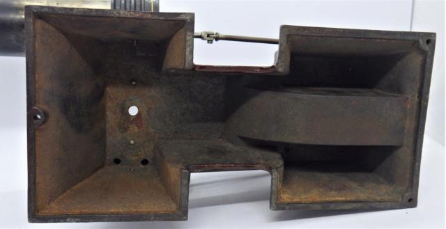 moteur Stirling, ou moteur à air chaud. Georges Carette, Nuremberg. Rimg0931