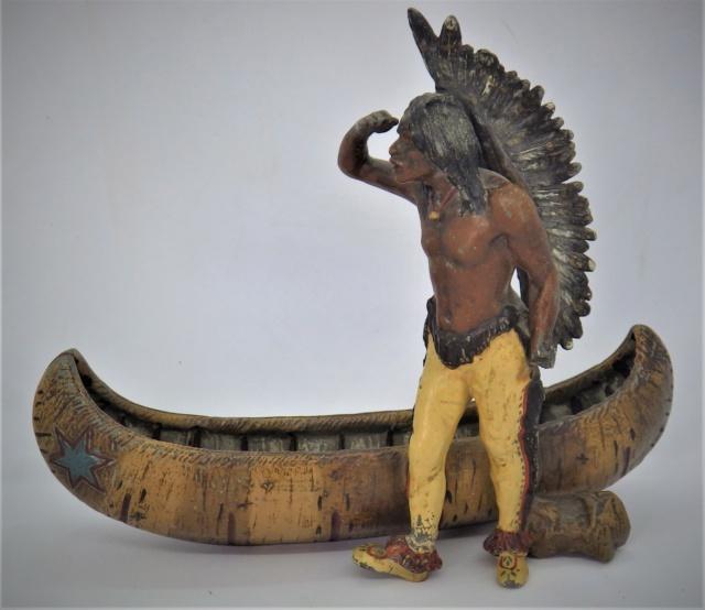 Indien en métal peint,.... bronze de Vienne?? Rimg2221