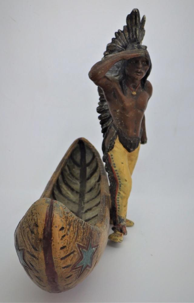 Indien en métal peint,.... bronze de Vienne?? Rimg2223