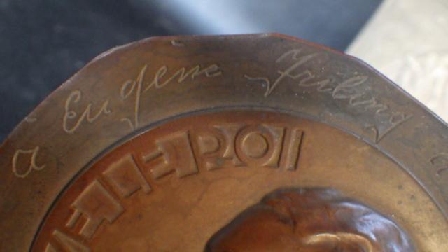 médaille de table Friling Eugéne joueur de foot au Beerschot Rimg2313