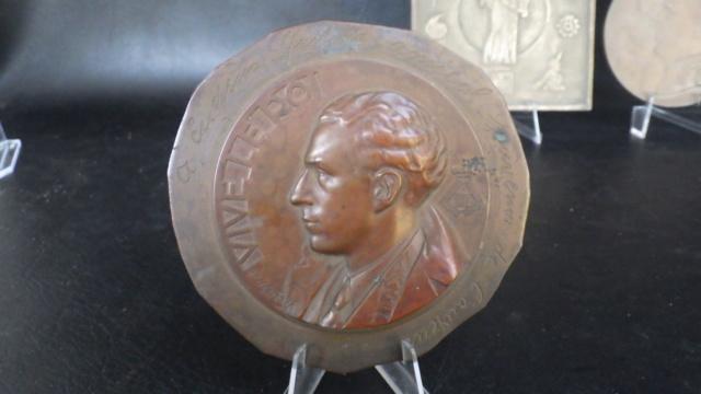 médaille de table Friling Eugéne joueur de foot au Beerschot Rimg2314