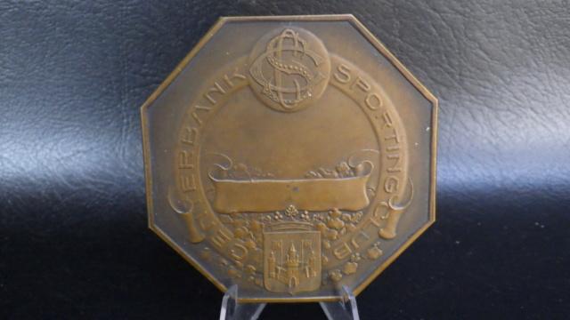 médaille de table Friling Eugéne joueur de foot au Beerschot Rimg2325