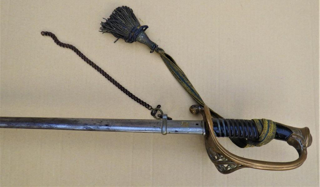 sabre officier d'infanterie français MLE 1845 modifié 1882 Rimg5228