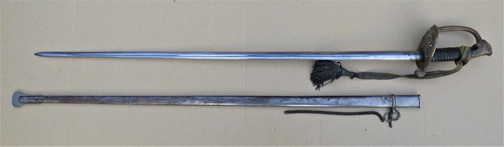 sabre officier d'infanterie français MLE 1845 modifié 1882 Rimg5229