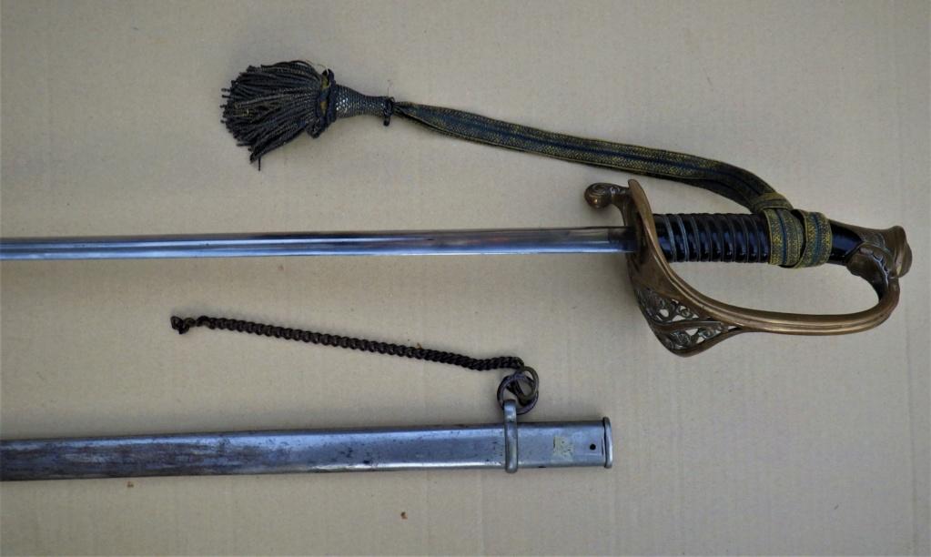 sabre officier d'infanterie français MLE 1845 modifié 1882 Rimg5235