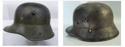 Deux casques Versch10