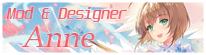 Admin & Designer Anne