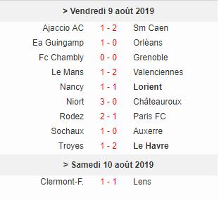 [Les Pronos de Fred 2019-2020 / Saison 14]3eme journée 3e_jou14