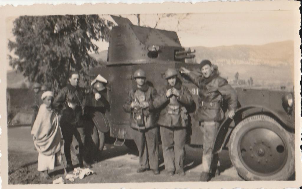 Identification d'automitrailleuses françaises - Années 30 ? Rif ? 112