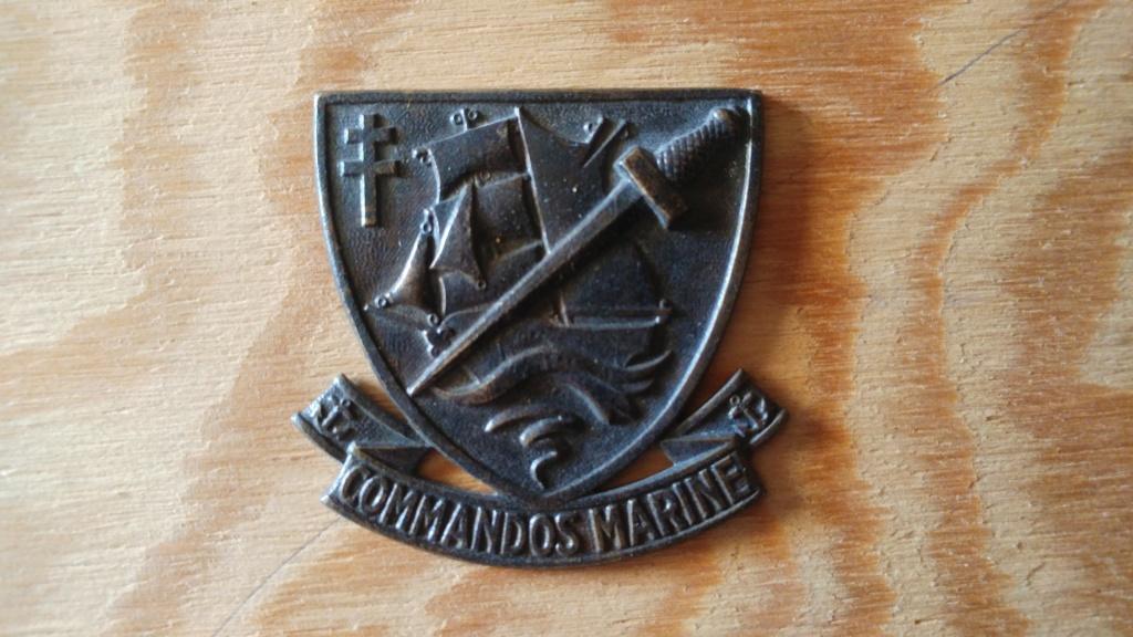 Insigne Commando Marine 20190812