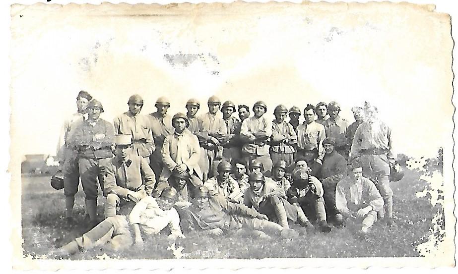 Identification de groupes de soldats Soldat18