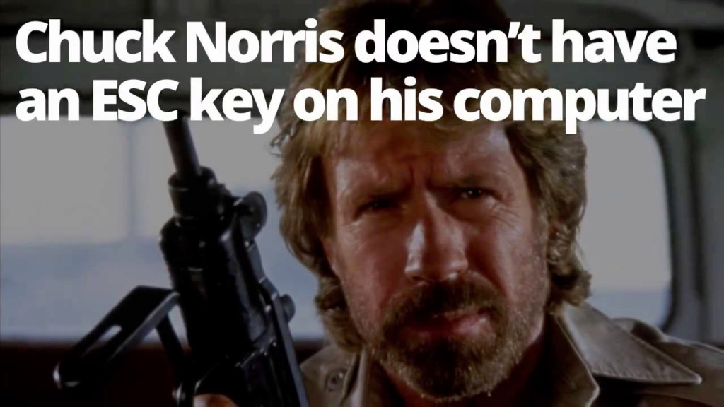 chuck norris - Page 4 Nope10