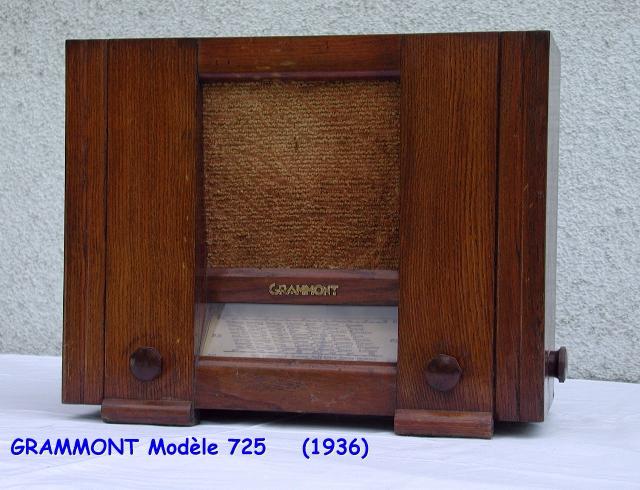 Grammont 725