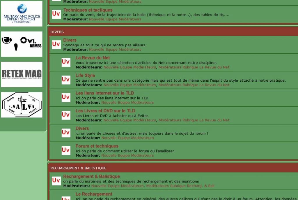 la lecture du forum devient difficile sur mon écran de PC Uvson210