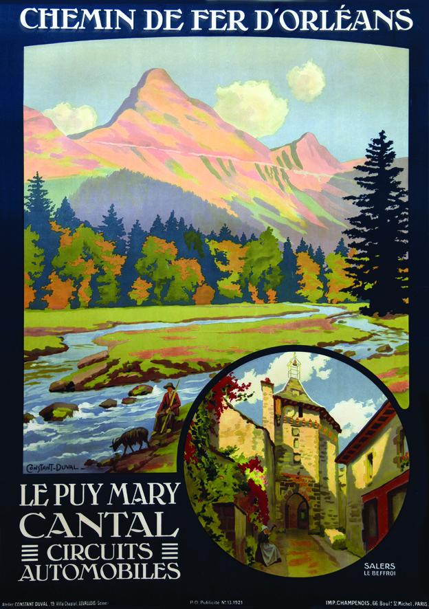 Balade en Auvergne - 19 au 21 Juin 2020 Affich11