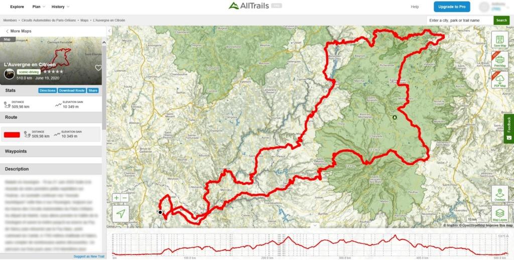 Balade en Auvergne - 19 au 21 Juin 2020 Parcou10