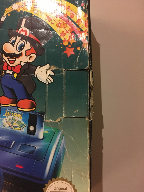 (VENDU) Pack SNES Mario All Stars Img_1567