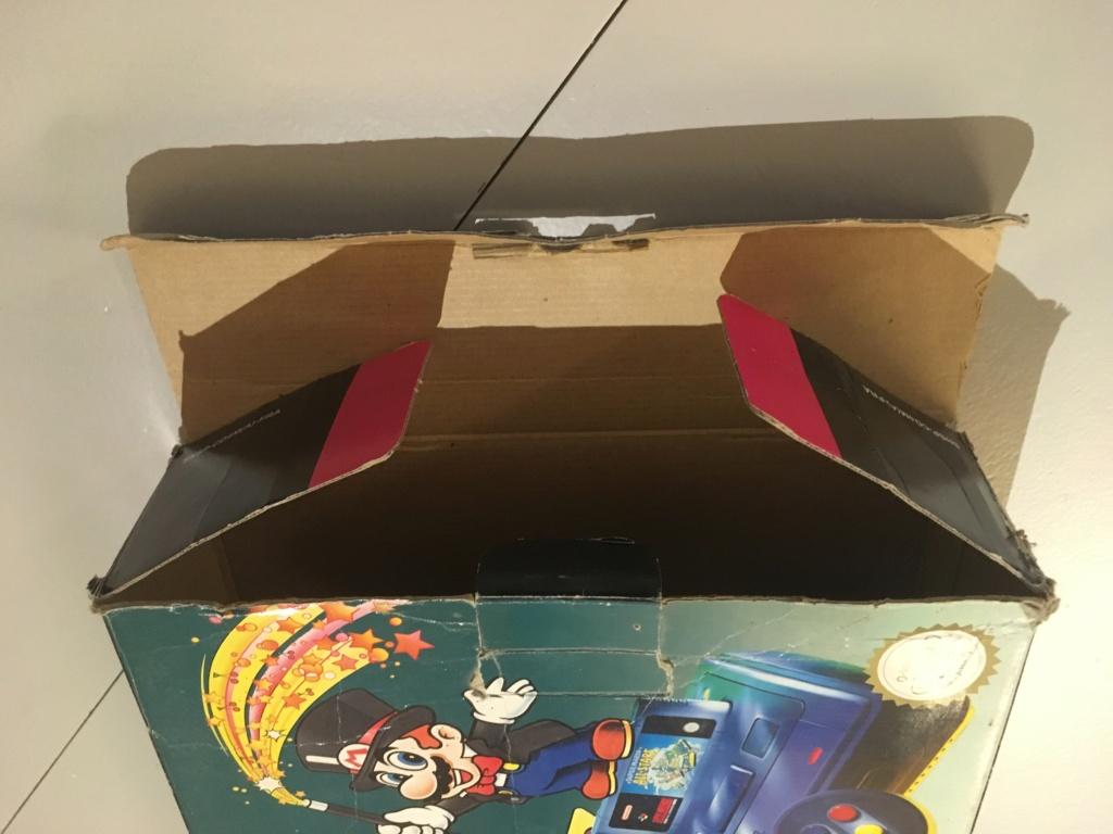 (VENDU) Pack SNES Mario All Stars Img_1568