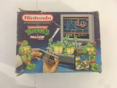 (ESTIM) NES PACK TURTLES Img_3811