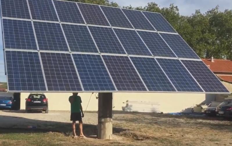 Tracker solaire Captur16