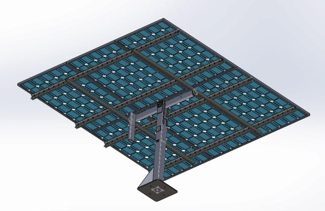 Tracker solaire Captur17