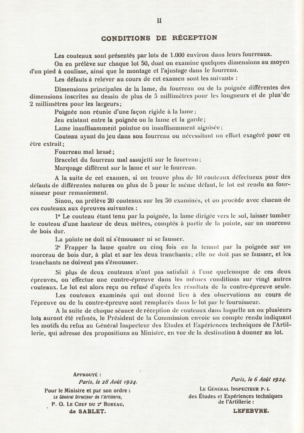 VENGEUR Fourreau poignard modèle 1916 1410