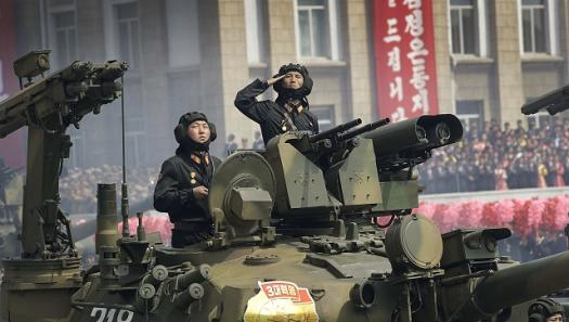 Korean People's Army: News - Page 6 Pokpun10