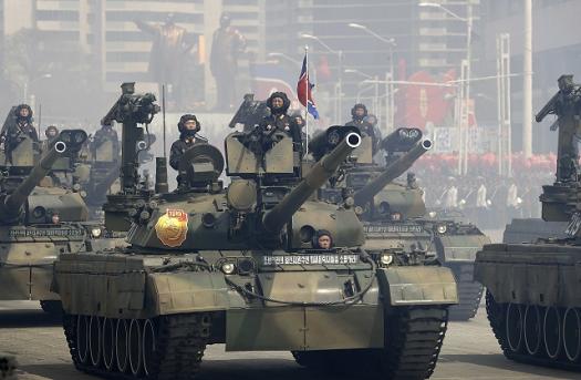 Korean People's Army: News - Page 6 Pokpun11