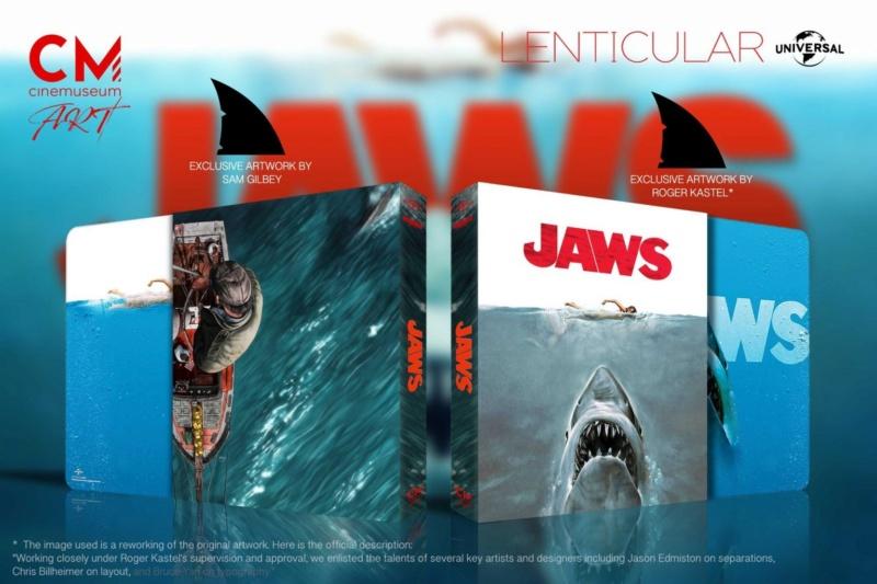 Les Dents de la mer 4K 10448010