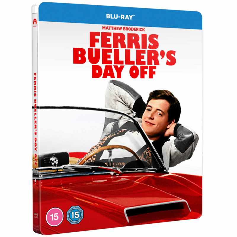 La folle journée de Ferris Bueller : Exclue Zaavi 12607210